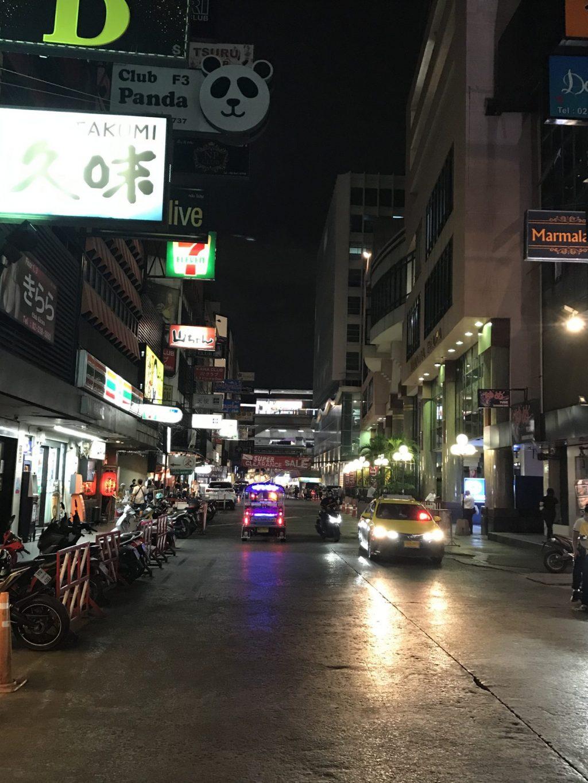 タイ タニヤ,バンコク タニヤ